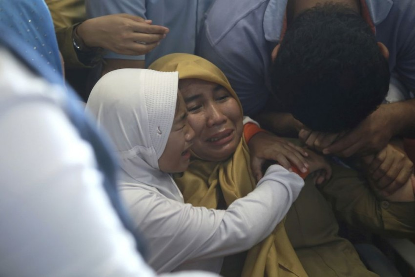 All 189 Aboard Crashed Indonesian Plane 'Likely Dead', Says Rescue Authority