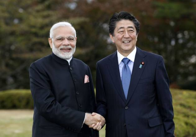India, Japan Sign $ 75 Billion Currency Swap Agreement, Agree To Hold 2+2 Talks