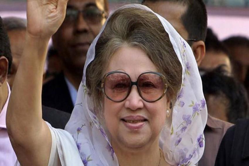 Ex-Bangladesh PM Khaleda Zia Sentenced To Seven Years In Jail In Corruption Case