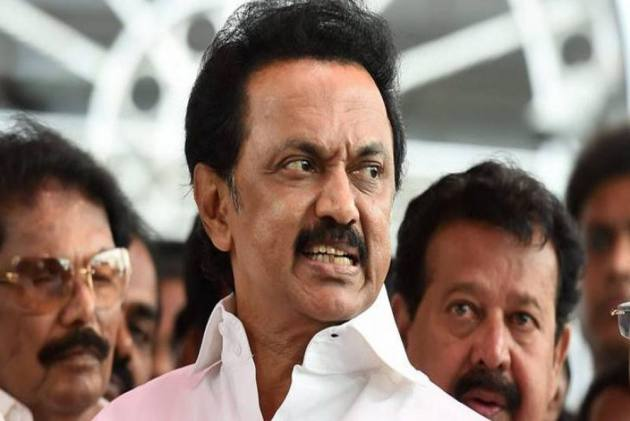 K Palaniswami Leading Govt Of Corruption, Commission And Collection: M K Stalin