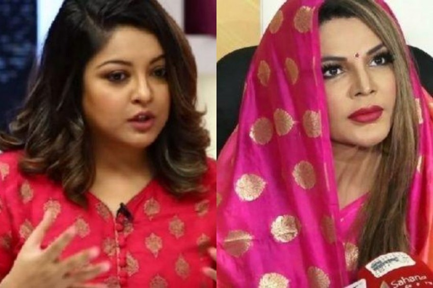 Have You Done Plastic Surgery On Your Brain Too: Tanushree Dutta To Rakhi Sawant On Rape Allegations