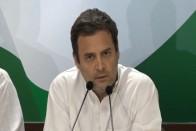 Rahul Gandhi Exhibiting 'Fancy Dress Hinduism' To Fool People, Says BJP