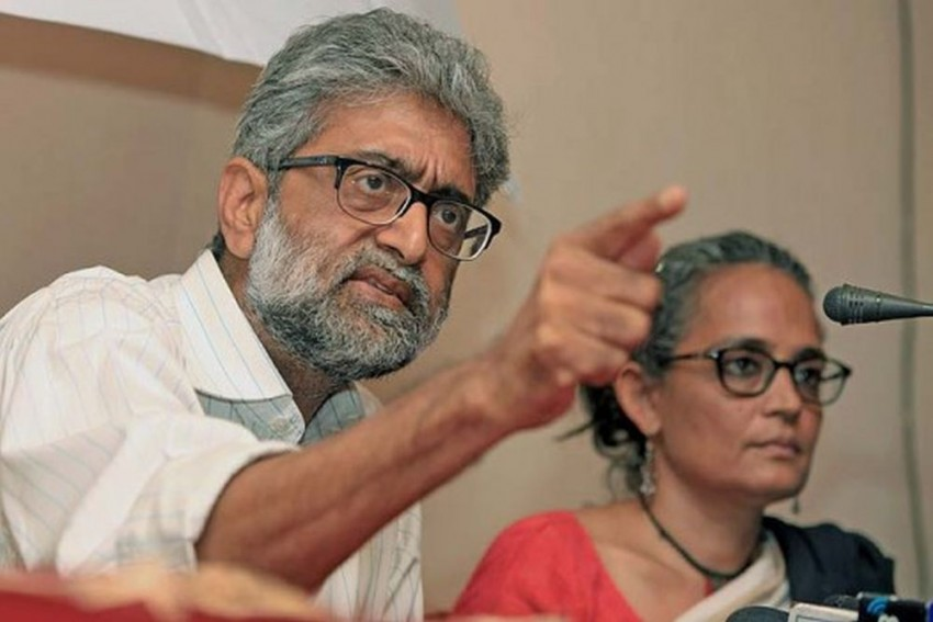 Maharashtra Govt Moves SC Against HC Order Ending House Arrest Of Activist Navlakha