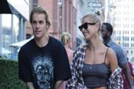 Singer Justin Bieber Introduces Hailey Baldwin As His Wife