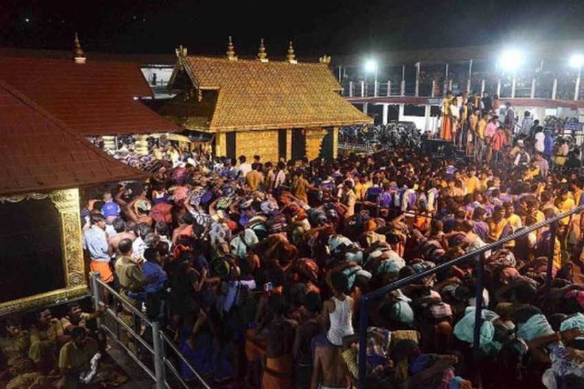 Sabarimala: Kerala Govt Not To File Review Petition Against SC