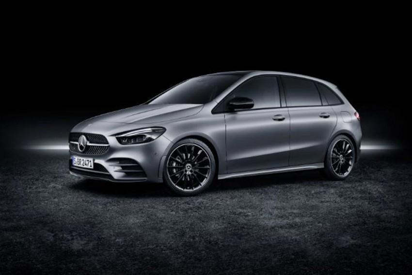 New Mercedes-Benz B-Class Unveiled: Paris Motor Show 2018