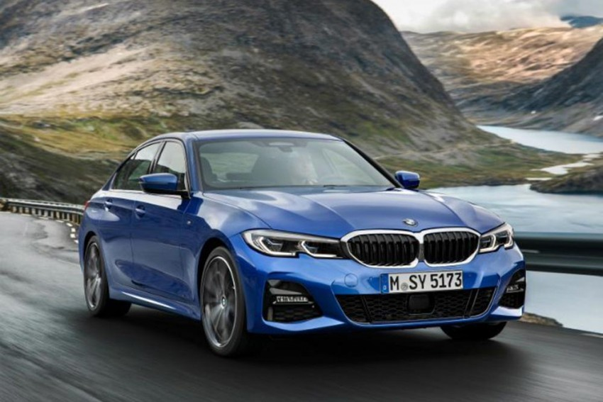 2019 BMW 3 Series Unveiled At Paris Motor Show 2018
