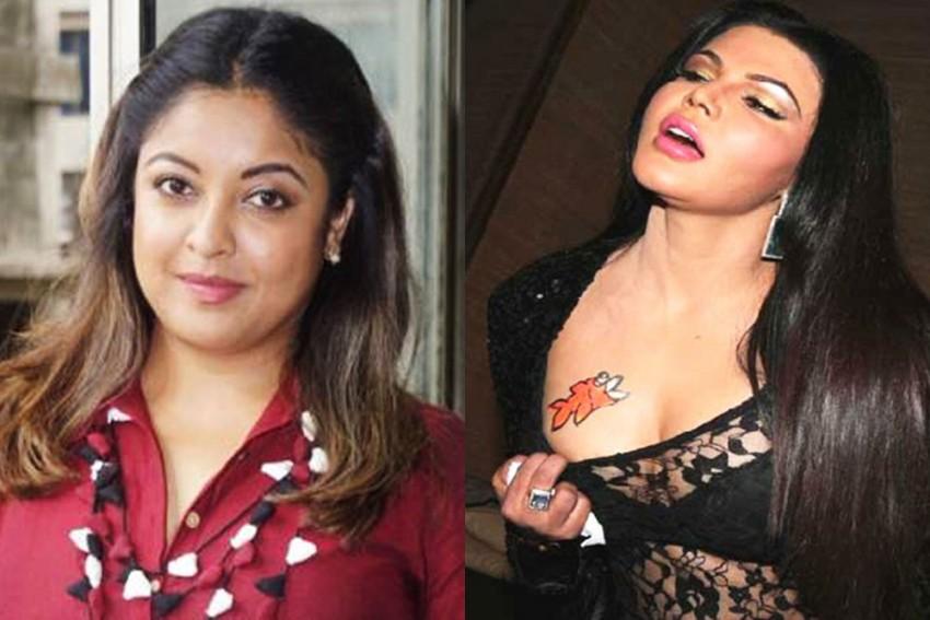 Rakhi Sawant Slams Tanushree Dutta And Supports Nana Patekar