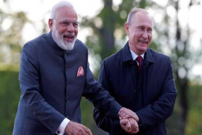 Russia, India To Sign S-400 Defence Deal This Week: Kremlin
