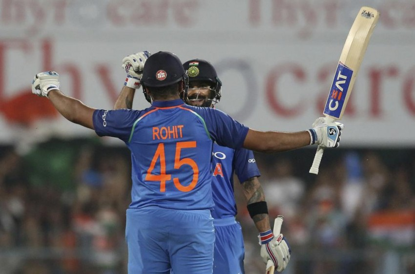India Vs West Indies: If Virat Kohli Doesn't, Rohit Sharma Will