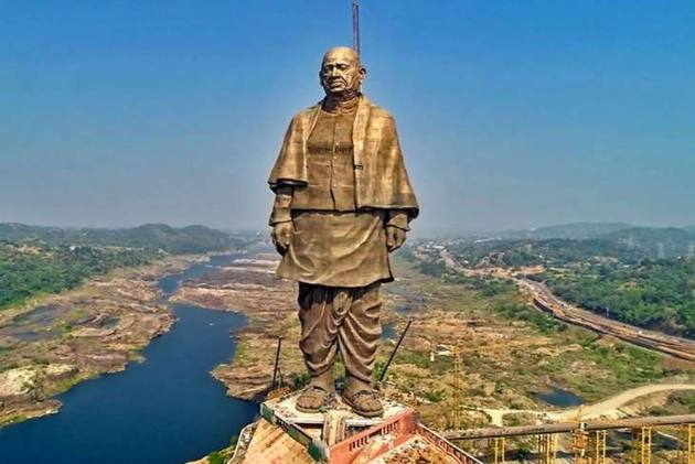 PM Modi To Unveil World's Tallest Statue In Gujarat Today