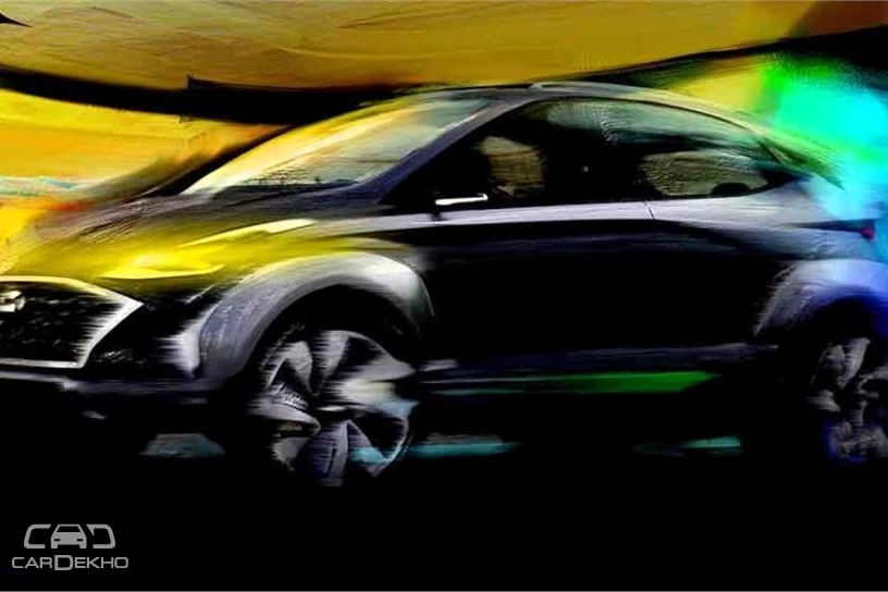 Could This Micro SUV Be Hyundai's Rival To Maruti Future S?