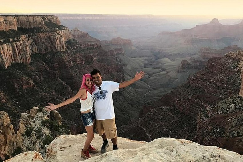 Indian Couple Killed After Falling 800 Feet From California Park's Taft Point