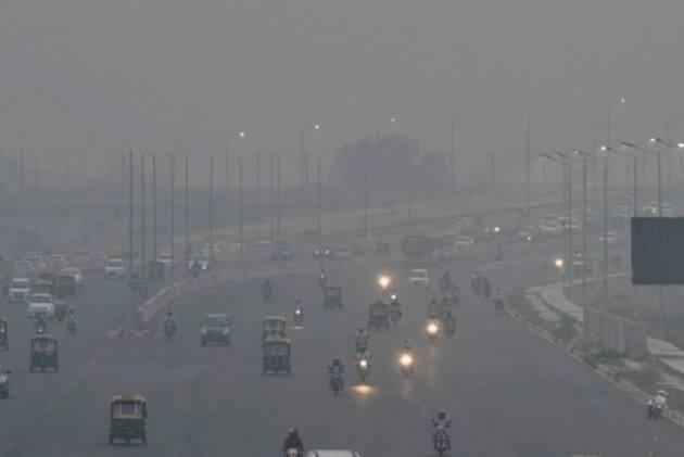 Delhi Records Season's Worst Air Quality Level On Tuesday