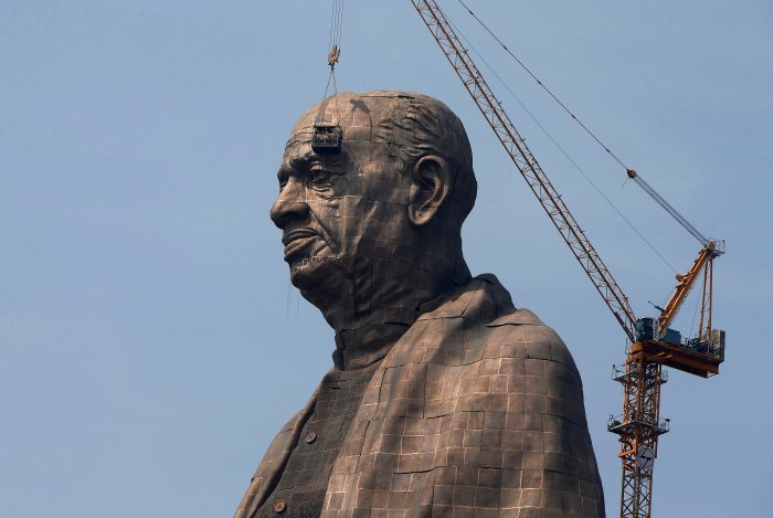 statue of unity tickets