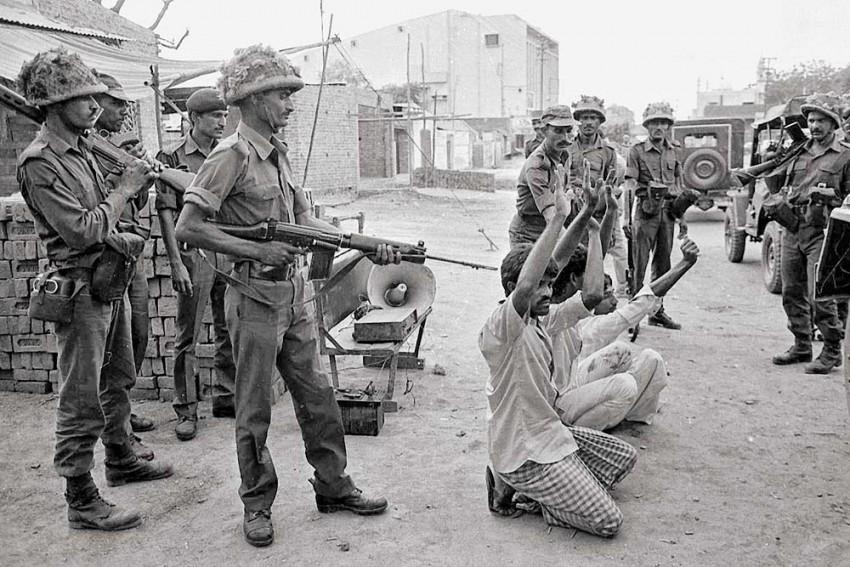 Hashimpura Massacre Case: Chronology Of Events