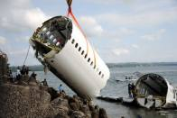 Parts Of Crashed Indonesia Lion Air Believed To Be Found By Rescue Agency