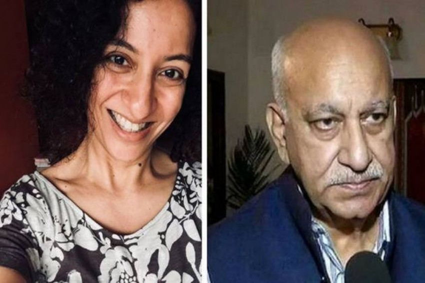 #MeToo: M J Akbar Appears Before Court To Record Statement In Defamation Case Against Priya Ramani
