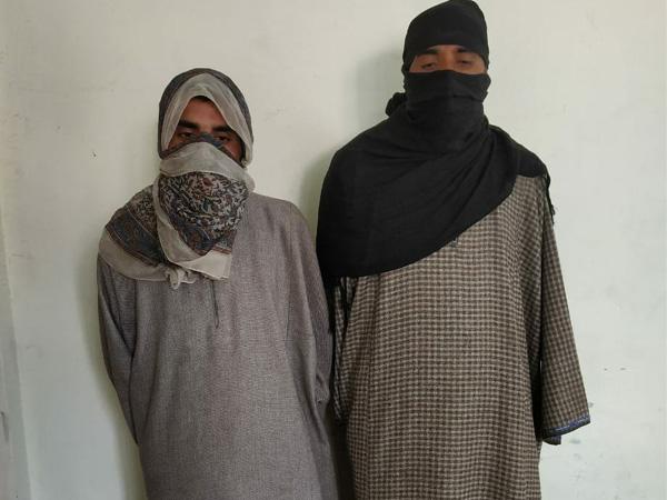 JK: Overground Module Of Hizbul Mujahideen Busted In Kupwara
