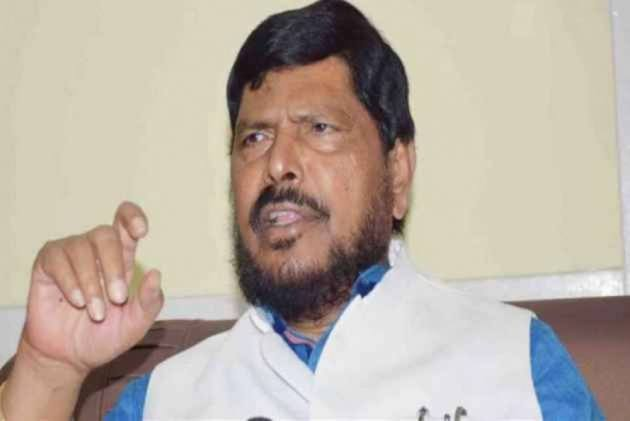 Athawale Appeals Muslims To Come Forward To Protect Cows