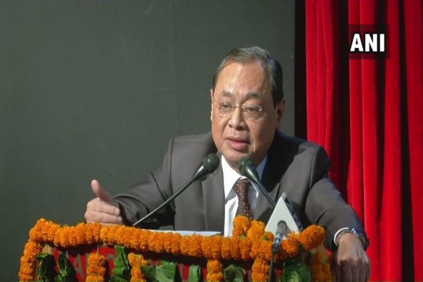 US Has One Lawyer For 200 People, We Have One For 1800: CJI Gogoi