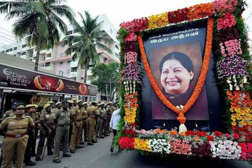Jayalalithaa Death Probe: Apollo Names 4 Cops Who Asked To Switch Off CCTV Cameras