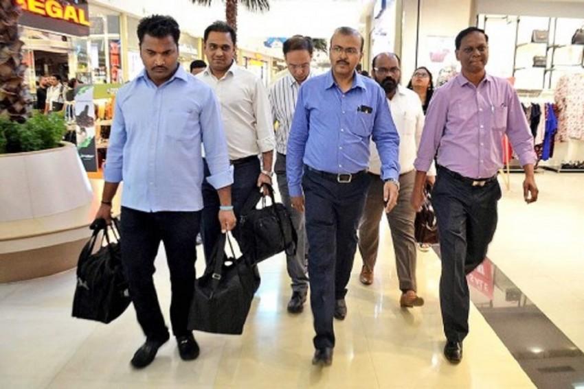 Andhra Pradesh Cabinet Terms Raids Across State 'Political Vendetta'