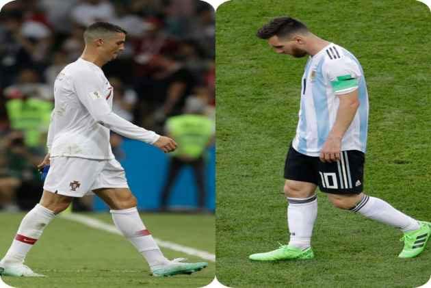 Will Choose Lionel Messi Over Cristiano Ronaldo: Pele