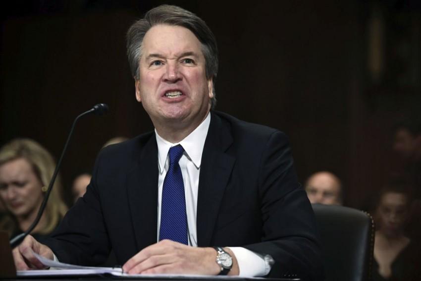 Brett Kavanaugh Sworn In As US Supreme Court Judge After Senate Confirmation