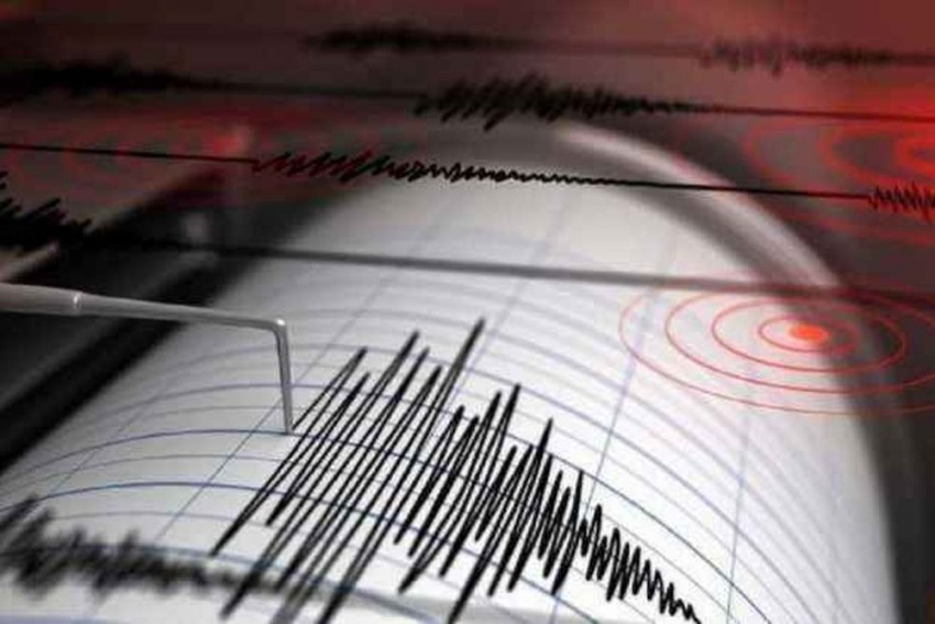 Earthquake Measuring 4.6 On Richter Scale Hits Parts Of J&K
