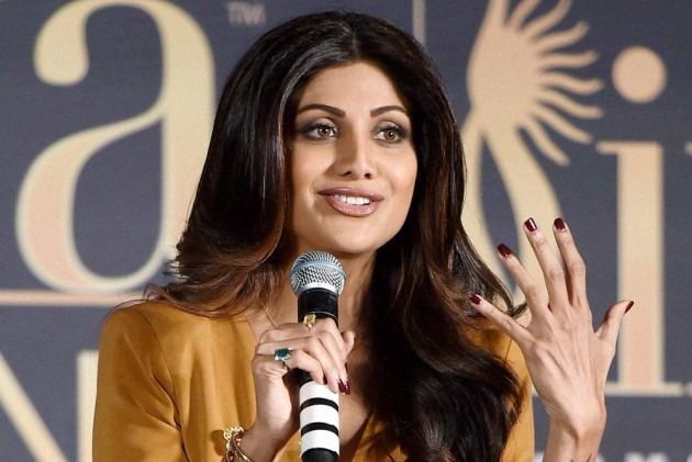 It Should Be #YouToo For Men: Shilpa Shetty On Bollywood's #MeToo Movement