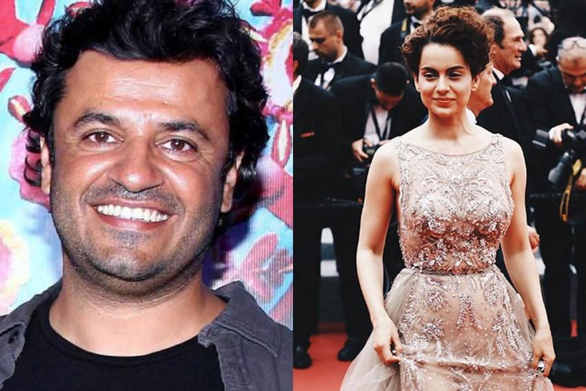 Kangana Ranaut Accuses Director Vikas Bahl Of Sexual Harassment