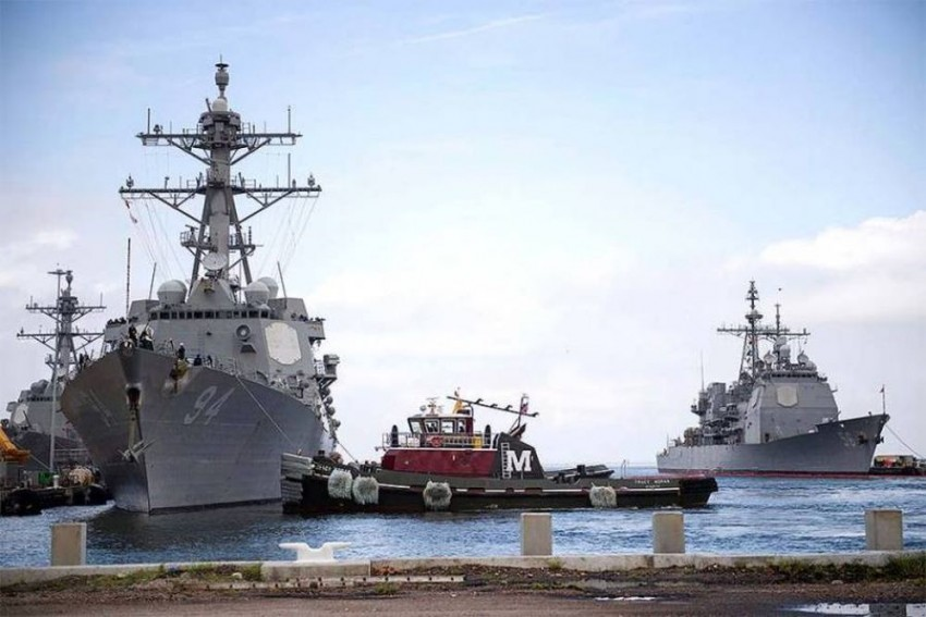 India, Japan Bilateral Maritime Exercise Begins