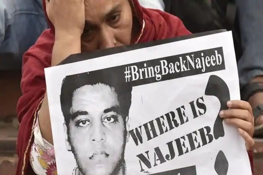Delhi HC Allows CBI To File Closure Report In Missing JNU Student Najeeb Ahmed's Case