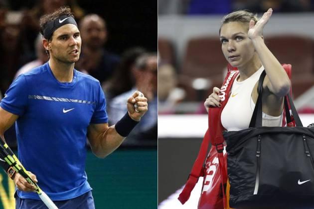 Rafael Nadal, Simona Halep Maintain Top Spots In Tennis Rankings
