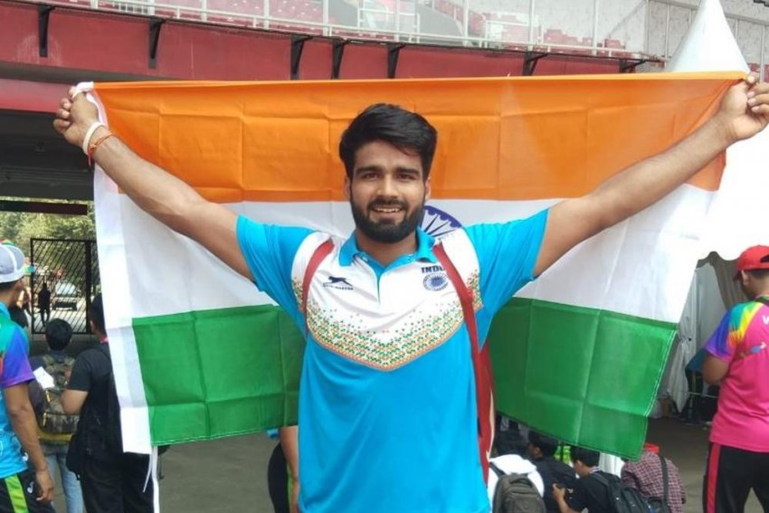 Asian Para Games 2018: After Five Medals On Day 1, Javelin Thrower Sandeep Chaudhary Wins First Gold For India