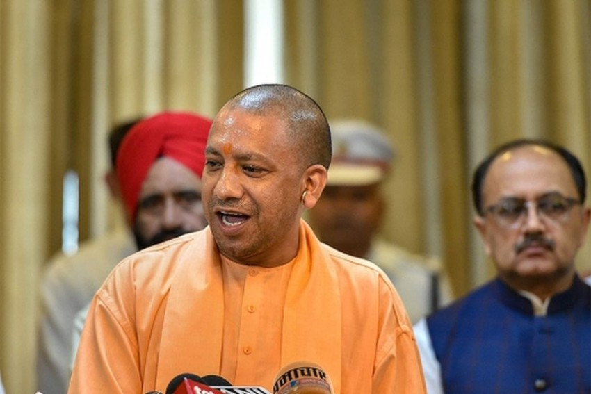 Vijay Rupani Assures Yogi Adityanath Of 'Safety For All' After Attacks On North Indians In Gujarat