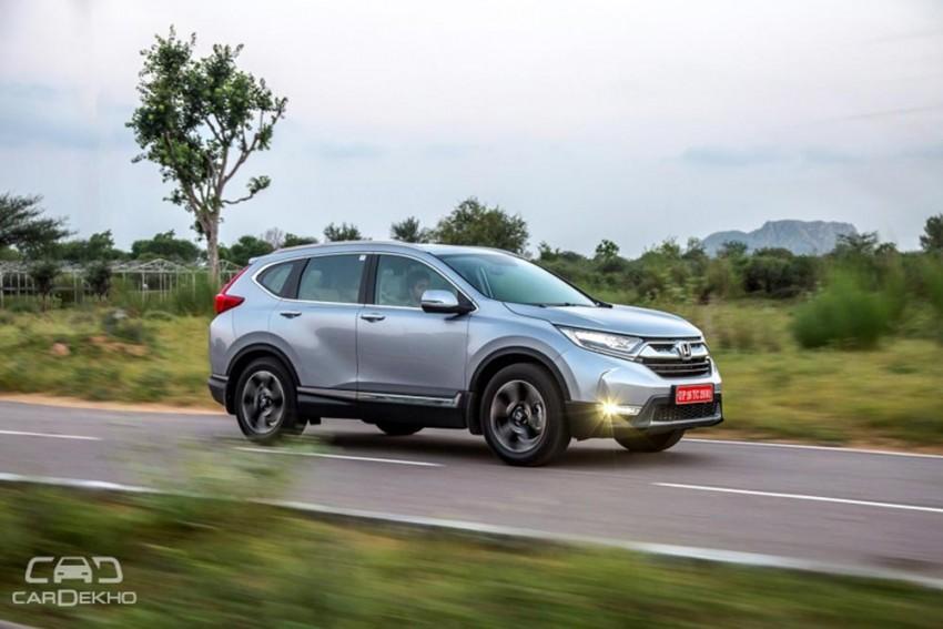 2018 Honda CR-V Launch Tomorrow