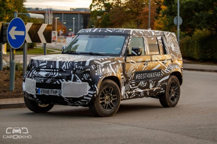 New Land Rover Defender To Arrive In 2020