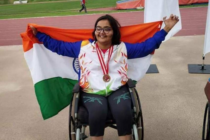 Asian Para Games 2018: Ekta Bhyan Wins India's Fourth Gold Medal