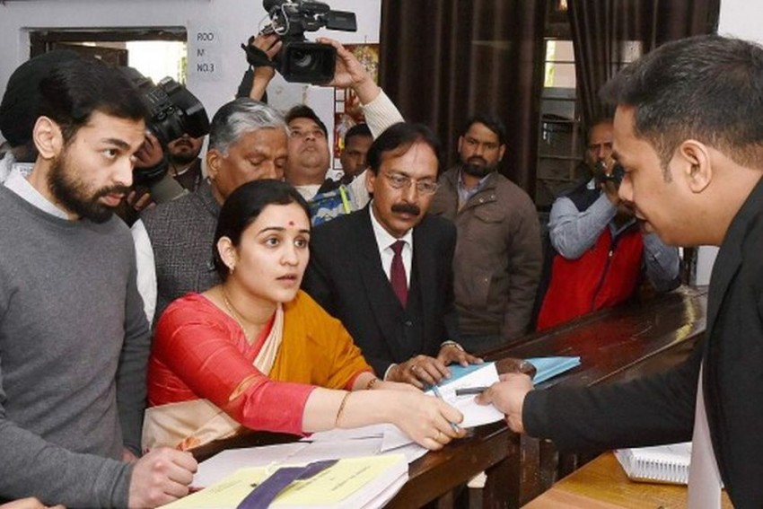 Ram Temple Should Be Built, Says Mulayam's Daughter-In-Law