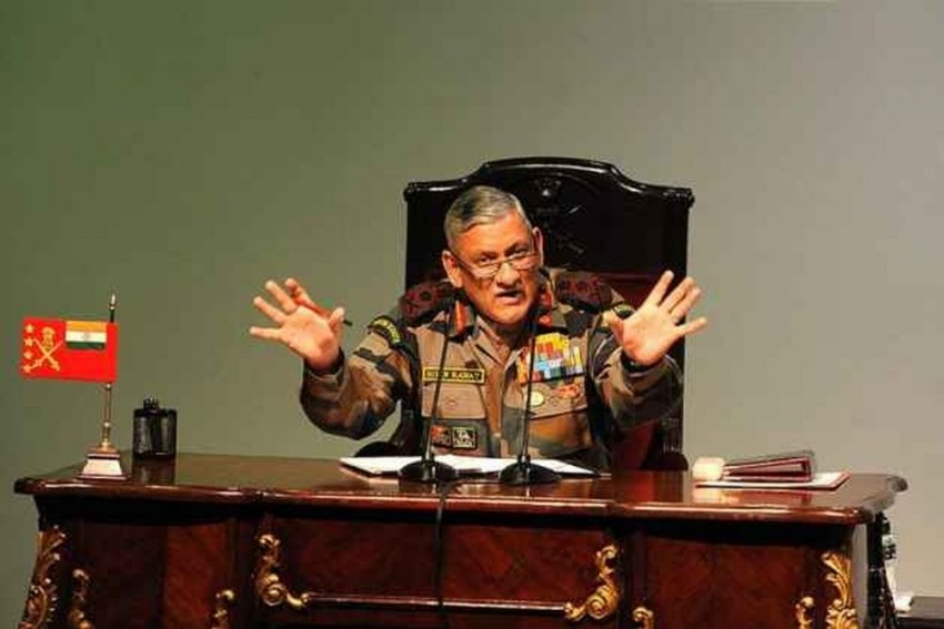 Stability In Indo-Pacific Region Is Essential, Says Army Chief General Bipin Rawat