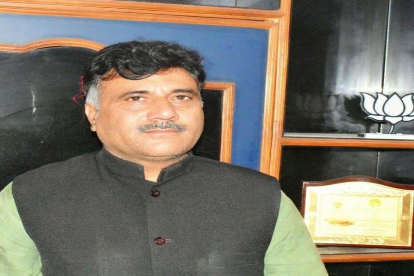 J&K BJP Leader, Brother Shot Dead By Militants In Kishtwar