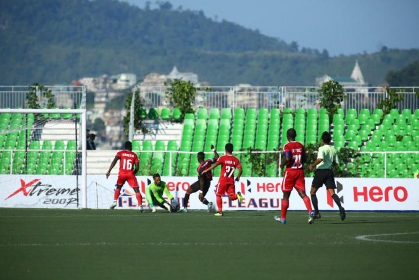 I-League: Mohun Bagan Sink Indian Arrows, Minerva Punjab Register Season's First Win