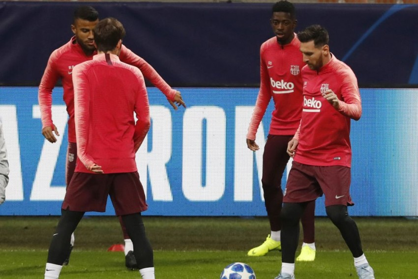 La Liga: Barcelona Get Lionel Messi, Samuel Umtiti Boost Ahead Of Real Betis Game