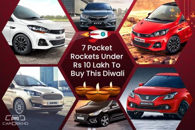 7 Pocket Rockets Under 10 Lakh To Buy This Diwali