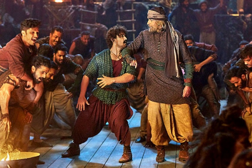 Amitabh Bachchan And Aamir Khan-Starrer 'Thugs Of Hindostan' Crosses Rs 52.25 Crore On Opening Day