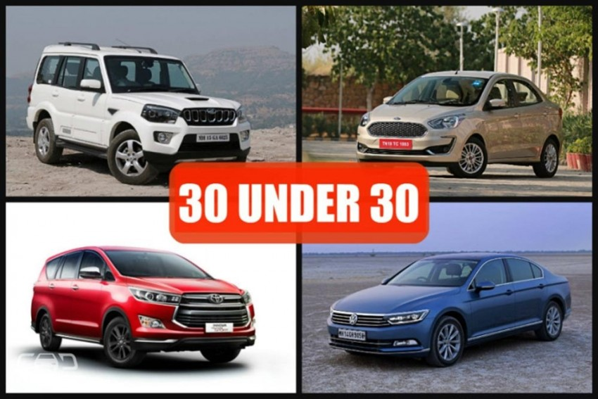 Diwali Special: 30 Most Powerful Cars Under Rs 30 Lakh