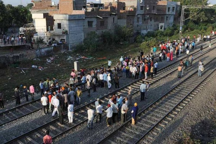 Amritsar Train Tragedy Victims Cheated In Death With Cheques: SAD