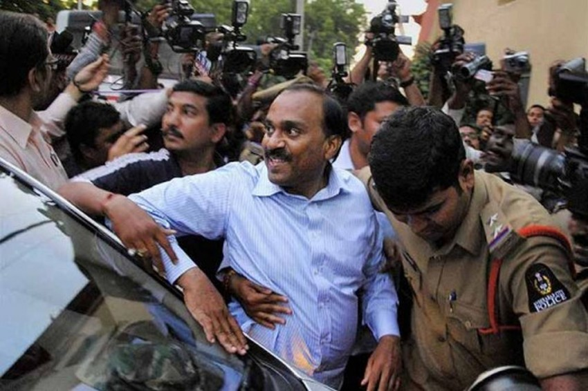 Ponzi Scam Case: Former Karnataka Minister Janardhana Reddy, Aide Arrested